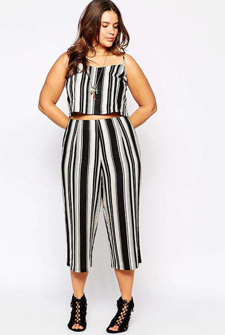 87b8547c9a7 If you are prepping for a summer outfit then go for a stylish crop top  co-ord. It is easily wearable and flatters all body types.