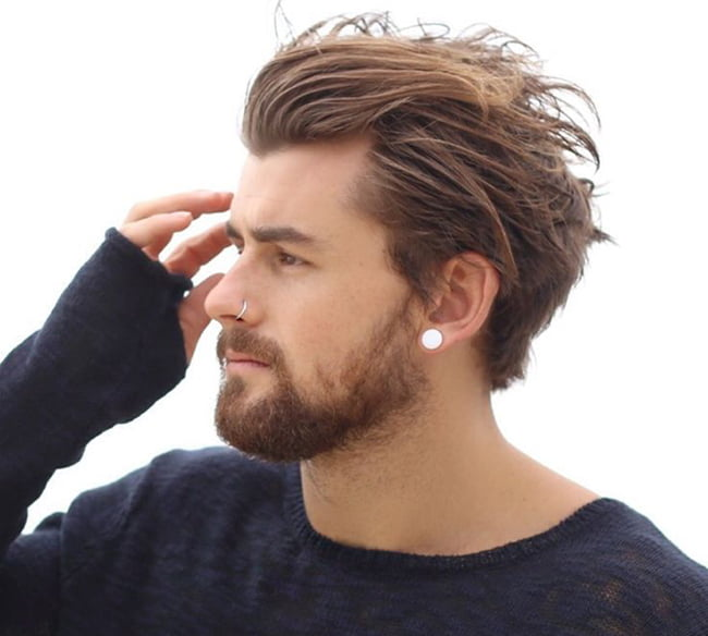 Things Men Should Stop Doing To Their Hair That Makes