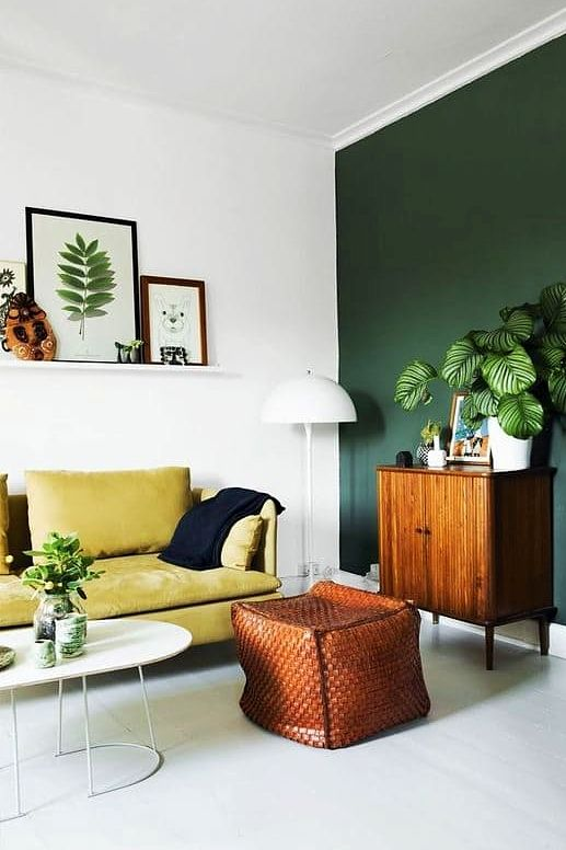 How to update your living room without spending too much - Simple ways of freshening up spaces without spending too much money ...