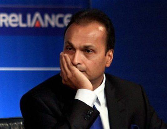 Anil Ambani Bankruptcy Reliance Communications