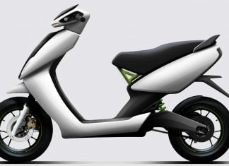 Ather Scooter Electric Vehicles