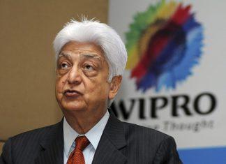 Azim Premj,-chairman-Wipro
