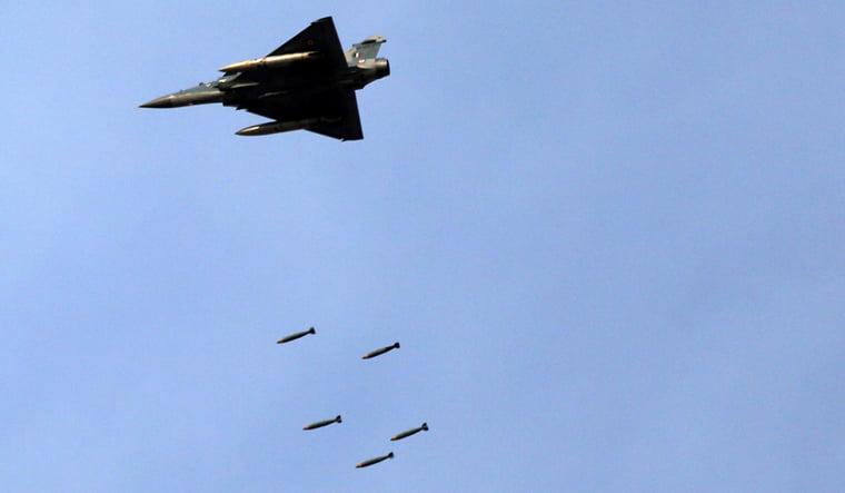 IAF Airstrike Balakot