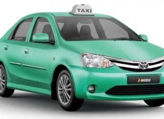 Meru Cabs B2B