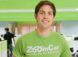 Zoomcar Greg Moran