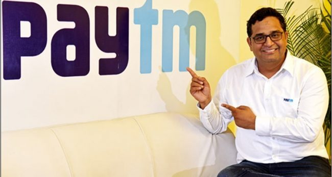 Paytm CEO iPhone Reply