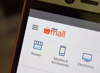 Paytm Mall SoftBank Investments