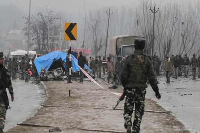 Terror attacks Pulwama