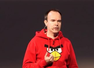 Vesterbacka Angry Birds Startups