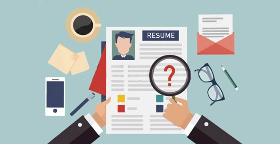 few things you must exclude from your resume