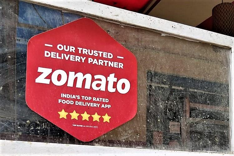 Zomato UAE acquisition Delivery Hero
