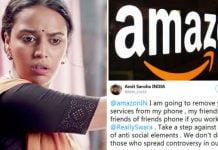 Amazon Ola Swara Bhaskar