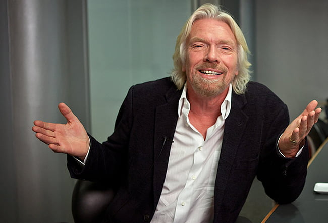 What Richard Branson Learned From His Biggest Failures