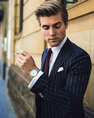 Every Businessman Should Have These Fashion Essentials