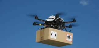 World's First Commercial Drone Delivery Service Started In Australia