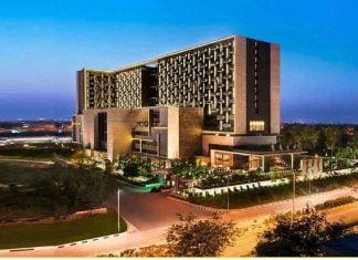 hotel leela-BROOKFIELD