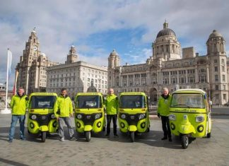 Ola Starts It's Service In Liverpool UK