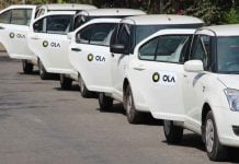 Ola Restricts Ride-Share Availability At Night In Several Indian Cities