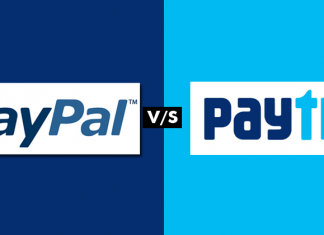 Paytm PayPal Rivalry