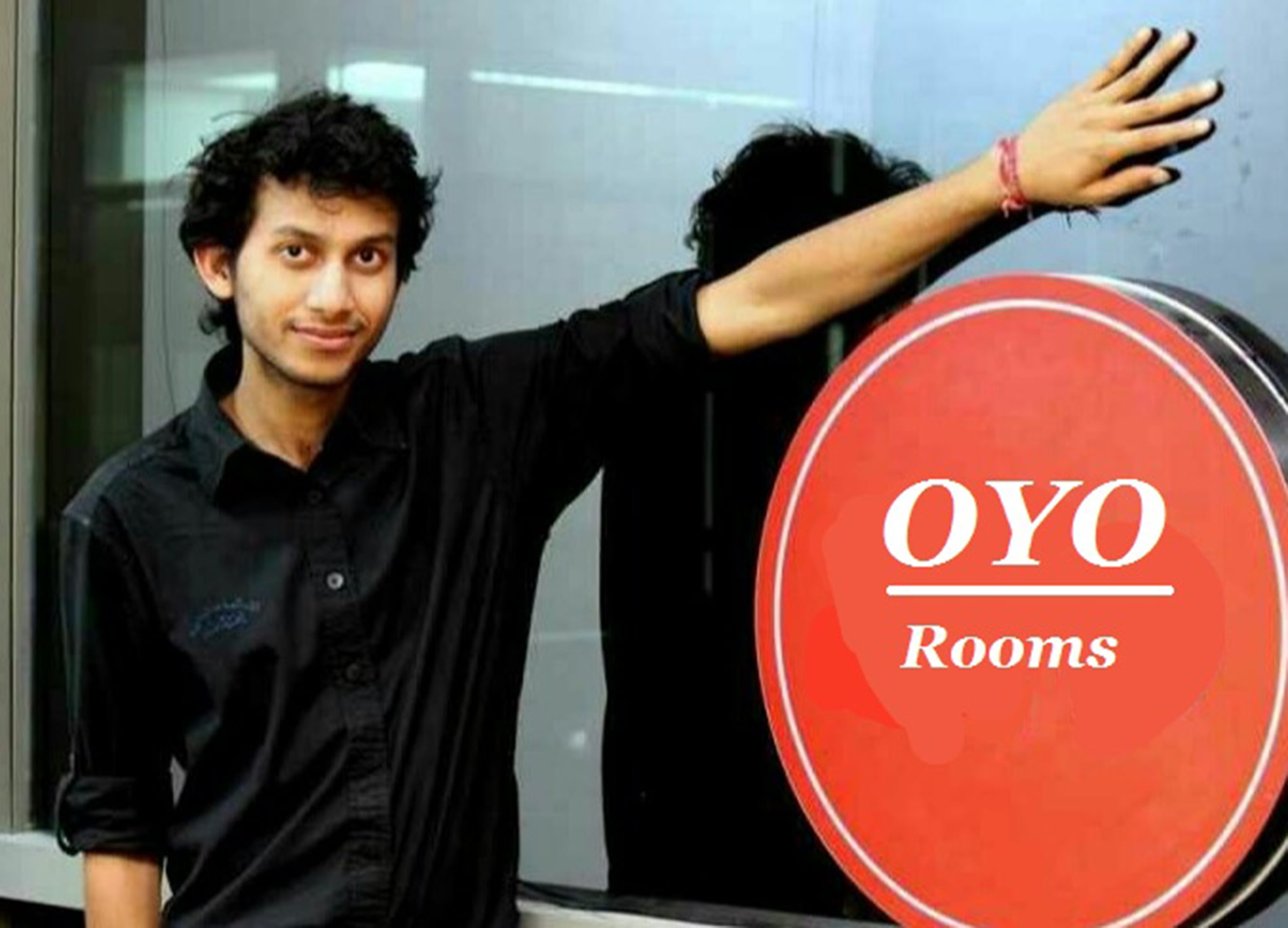 The Man Who Found The Uber Of Hotel Business Ritesh
