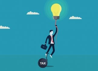 startup tax ease