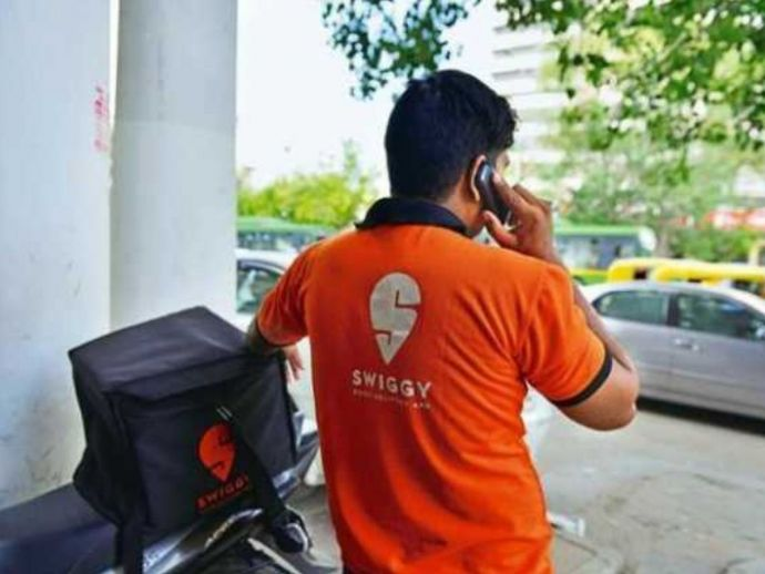 Swiggy attempts delivery
