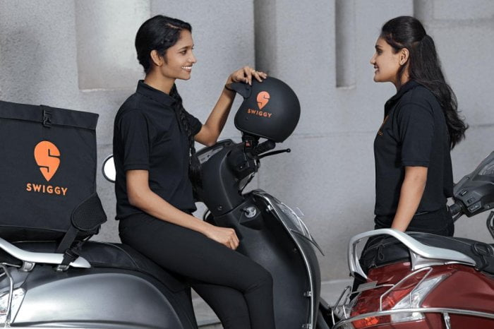 Swiggy delivery attempt