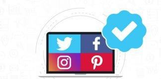social media mobile number verification